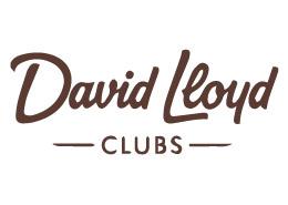 gym advertising david lloyd logo