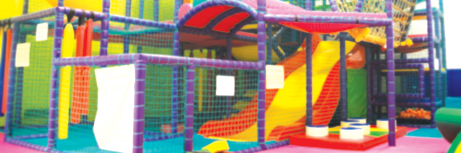 Slider background playhouse kids family playcentre