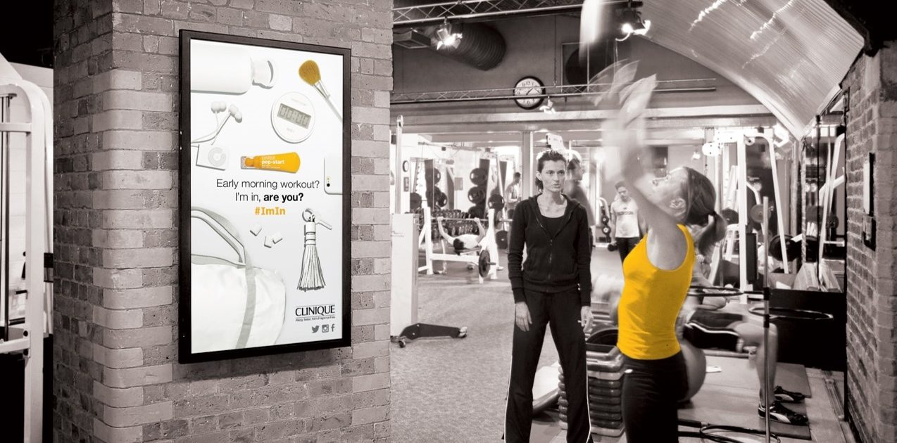 Active Advertising health club