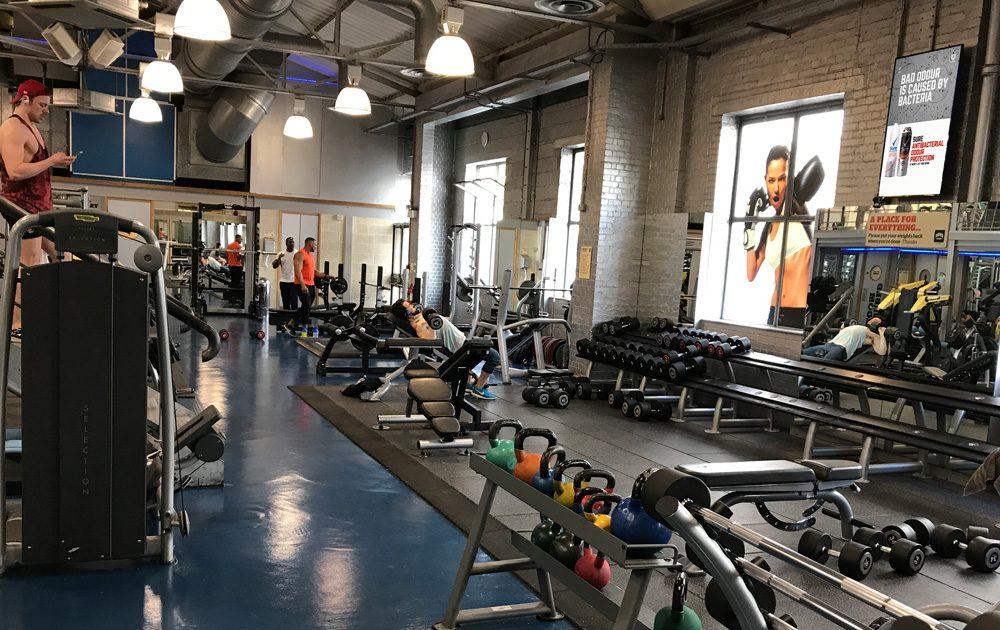 Soho Gym Waterloo Gay
