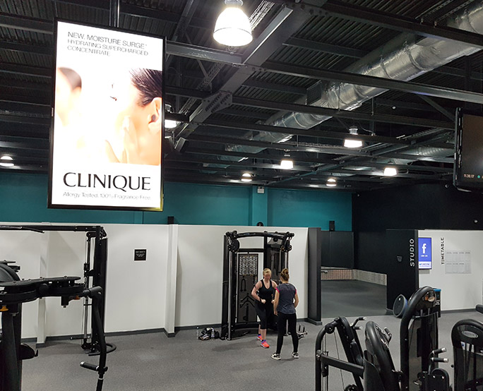 Clinique D6, Workout, Health club, Training