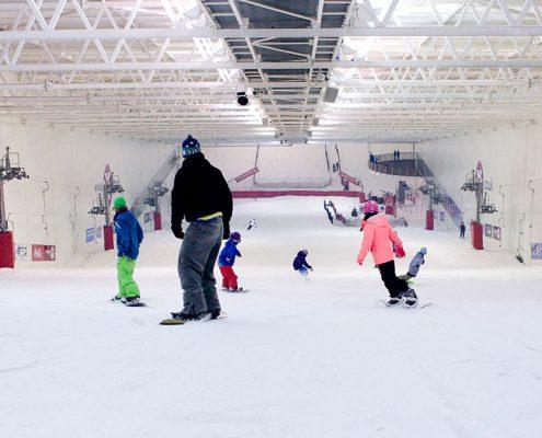 Snowzone, Boomerang, Snow, Snowboarding