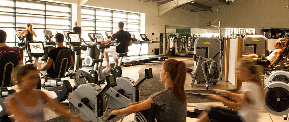 David Lloyd Health Club Gym