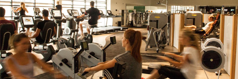 David Lloyd Health Club Gym