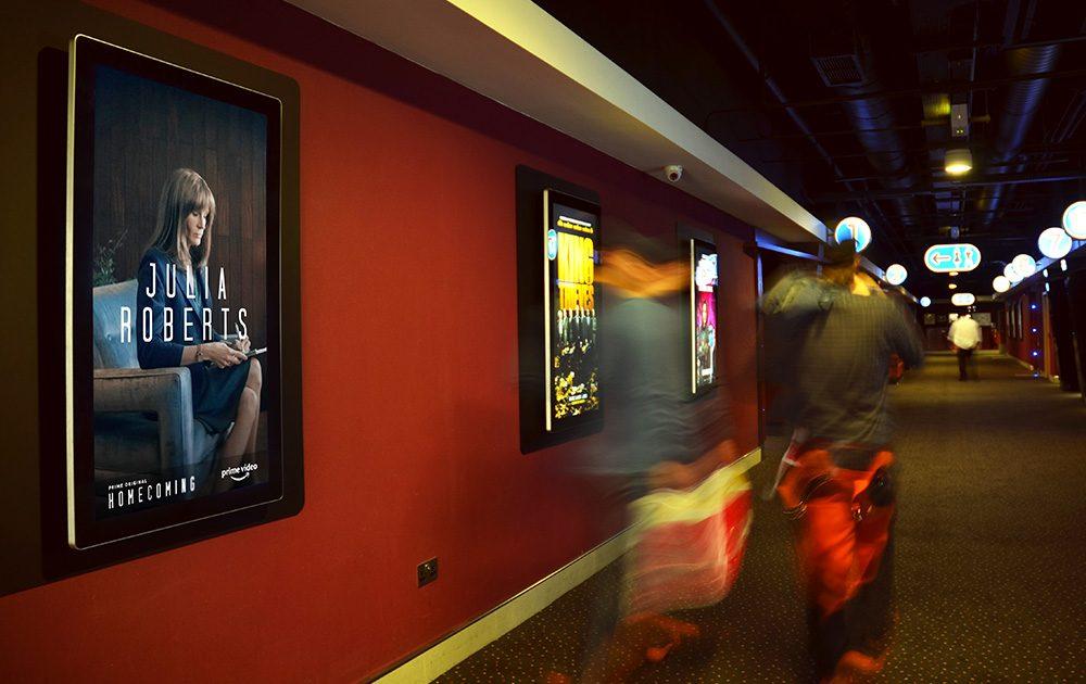Cinema advertising 1
