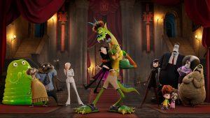 Hotel Transylvania 4 Cinema Film Release