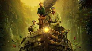 Jungle Cruise Cinema Film Release
