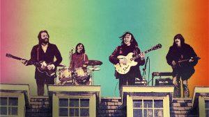 The Beatles Get Back Film Release at Cinema