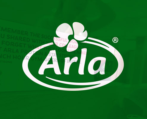 Health Clubs ambient Arla