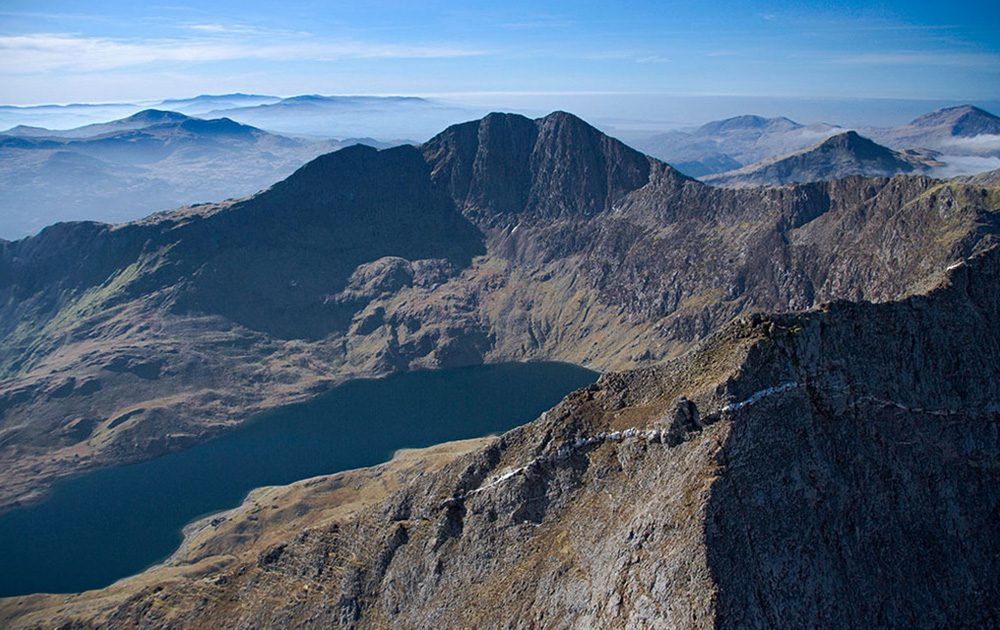 Boomerang team climbs Snowdon in the 3 peak challenge