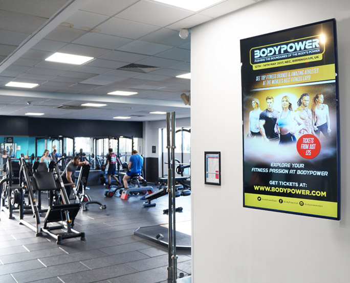BodyPower D6 Gym
