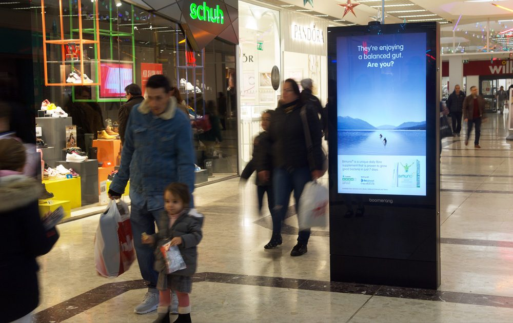 Hounslow advertising screen 2